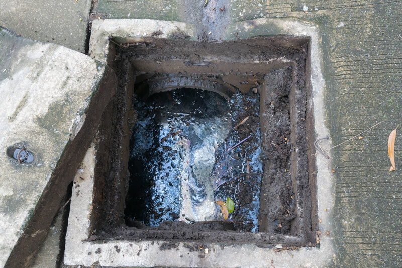 Blocked Sewer Drain Unblocked in Swindon Wiltshire