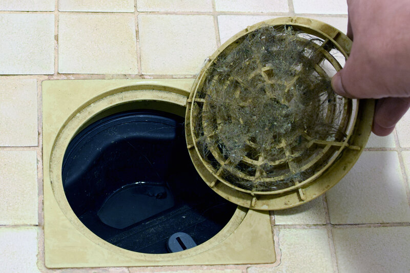 Blocked Shower Drain Unblocked in Swindon Wiltshire